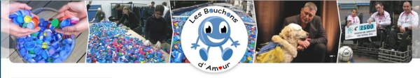 OPERATION BOUCHONS D'AMOUR AVEC LE CLUB HANDY RUGBY